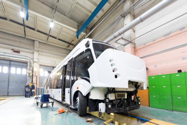 Serwis autobusów Szczytno