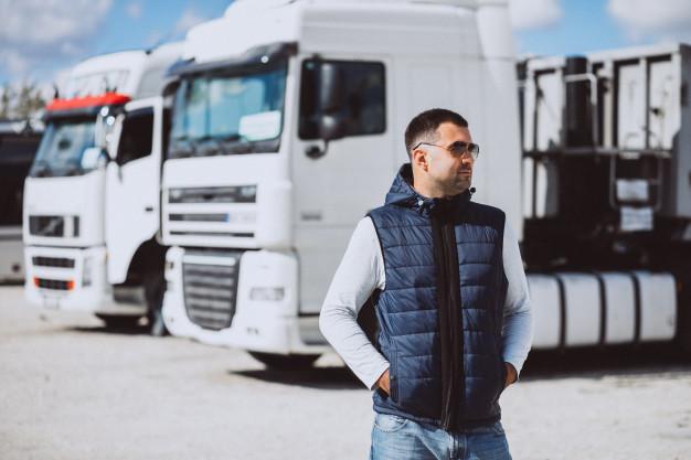 Transport ciężarowy Szczytno